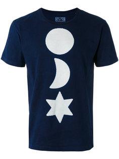 футболка с принтом Blue Blue Japan