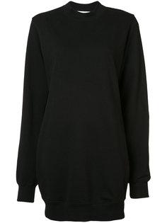 backless sweater dress Cotton Citizen