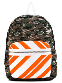 рюкзак с камуфляжным принтом Joshua Sanders
