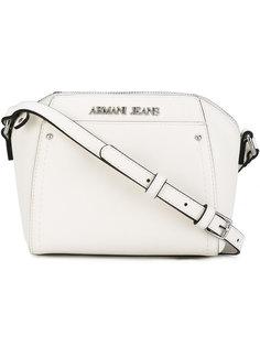 маленькая сумка на плечо с логотипом Armani Jeans
