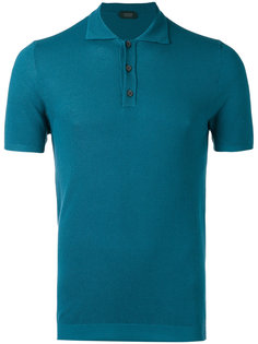 short sleeve polo shirt Zanone