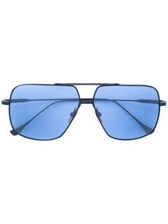 square aviator sunglasses Dita Eyewear