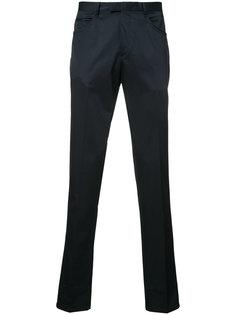 узкие брюки  Pal Zileri