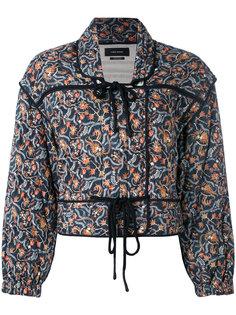 стеганая куртка с завязками Isabel Marant