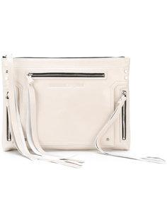байкерская сумка McQ Alexander McQueen