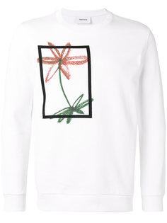 floral print sweatshirt Harmony Paris