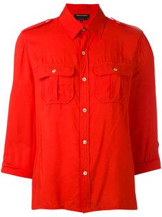 military shirt  Vanessa Seward