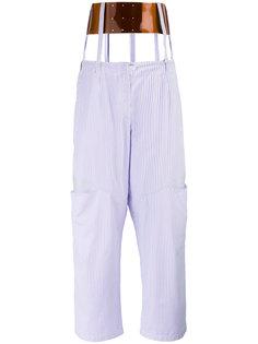 полосатые брюки Lilla  Marios