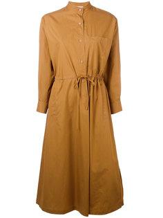 платье с запахом  Veronique Leroy
