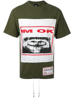 футболка с графическим принтом Liam Hodges