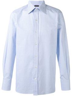 классическая рубашка на пуговицах Tom Ford