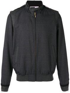 lightweight checked jacket Kolor