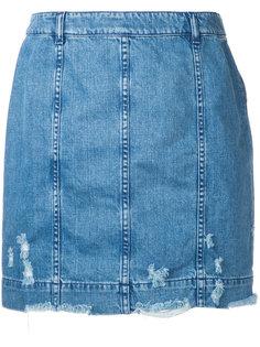 джинсовая юбка Edgar Public School