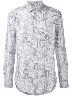 футболка с принтом кактусов Ps By Paul Smith
