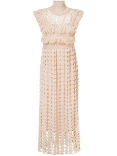 crochet dress Ryan Roche
