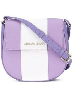 сумка через плечо с откидным верхом Armani Jeans