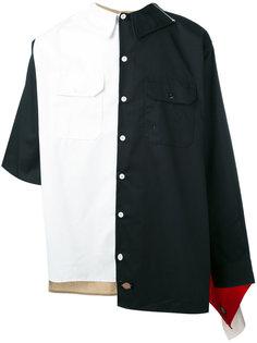 асимметричная рубашка Liam Hodges