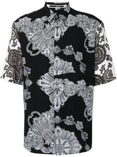 рубашка с рисунком McQ Alexander McQueen