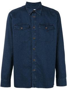 джинсовая рубашка A Kind Of Guise