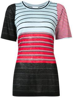 футболка в полоску Sonia Rykiel