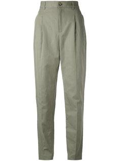 классические брюки со складками A.P.C.