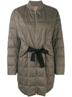 удлиненная дутая куртка Moncler Gamme Rouge
