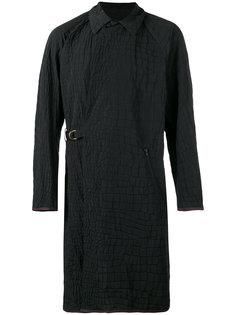D-ring coat Kolor