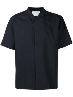 knot button shirt Kolor