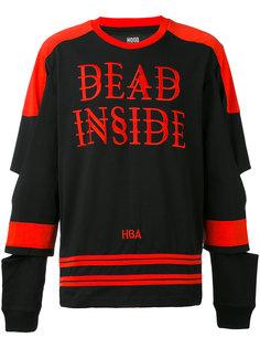 Dead Inside jersey Hood By Air