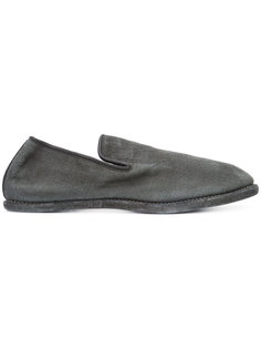 casual loafers Guidi