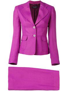 A-line skirt suit Dolce & Gabbana Vintage