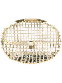 oval cage clutch Anndra Neen