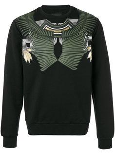 geometric print sweatshirt Les Hommes