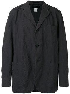 oversized swirl trim jacket Issey Miyake Vintage