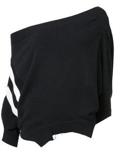 open shoulder sweatshirt Monse