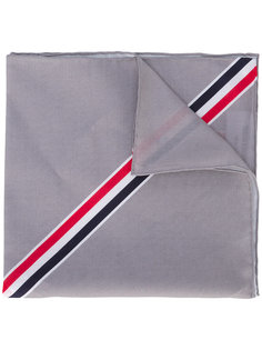 платок с контрастной полосой Thom Browne