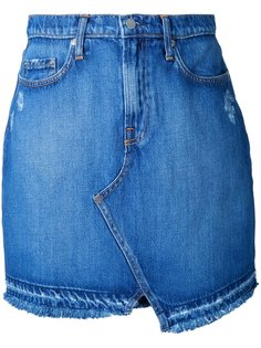 Phoebe Skirt Angle Nobody Denim