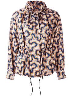 куртка с присборенной отделкой  Isabel Marant
