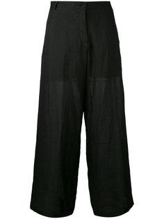 расклешенные брюки Isabel Benenato