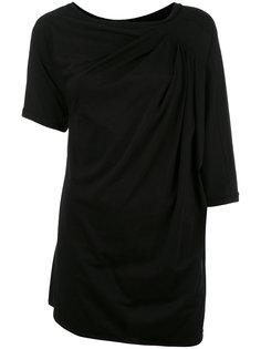 асимметричная блузка на одно плечо Loewe
