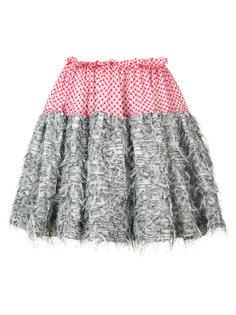 Tulle gathered skirt Jourden