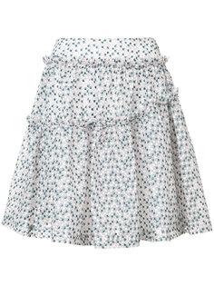 Gasha gathered skirt Jourden