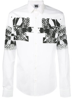 рубашка с принтом спереди  Les Hommes Urban