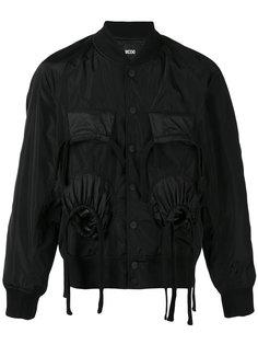 куртка-бомбер  KTZ