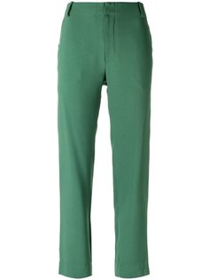 slim fit trousers Andrea Marques