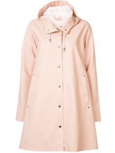 flare hooded raincoat Stutterheim
