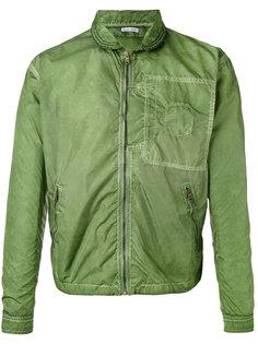 легкая куртка с круглым воротником  Tomas Maier