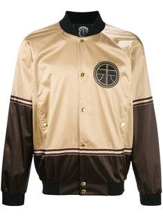 gold-tone bomber jacket Astrid Andersen