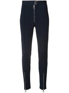 эластичные брюки  Versace
