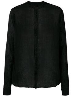 mandarin neck shirt Poème Bohémien